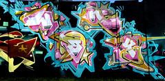 step in the arena (wojofoto) Tags: eindhoven nederland netherland holland berenkuil stepinthearena graffiti streetart wojofoto wolfgangjosten
