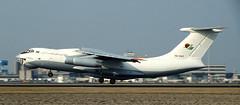 IL-76 | 5A-DNT | AMS | 19920200 (Wally.H) Tags: ilyushin il76 ilyushin76 5adnt libyanarabcargo ams eham amsterdam schiphol airport