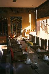 Breakfast Situation (eekiem) Tags: olympus mju2 fujicolor c200 bali travel film fujifilm