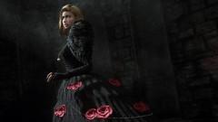 Yharnam Update (Artsick) Tags: queen yharnam bloodborne skyrim mods dress wedding