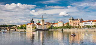 _DSC1514 - The Vltava river in Prague
