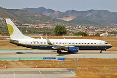 N739MA Boeing 737-8Q8 Miami Air International Transavia AGP 22-06-18 (PlanecrazyUK) Tags: lemg malaga–costadelsolairport malaga costadelsol n739ma boeing7378q8 miamiairinternational transavia agp 220618