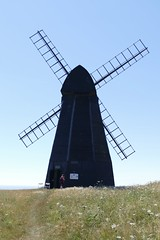 Rottingdeans Beacon Mill Open day (Elsie esq.) Tags: mill windmill sussex rottingdean