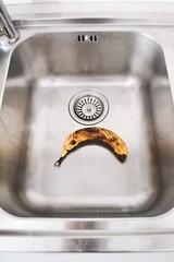 banana (<lisvgrvce) Tags: banana fruit frutta yellow spot matura flickr tumblr indie film analog photo photography photograph photographer foto fotografia minimal art artist