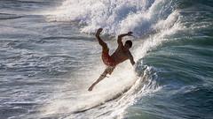 Surfer style (Stig Nygaard) Tags: 2010 50d bolivarianrepublicofvenezuela canonef70300mmf456isusm canoneos50d caribbean caribe creativecommons islademargarita islamargarita margarita margaritaisland newsparta nuevaesparta people photobystignygaard puertofermíneltirano repúblicabolivarianadevenezuela venezuela ïslamargarita southamerica surfer surfing ups oups whoops fail action flying jump leaping leap motion sport water sea seaside ocean meer mar 16x9 169 style elegance playaparguito playapuertoabajo cuw29 ven watersport waves