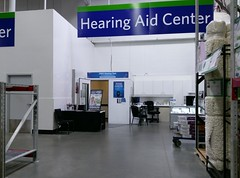 Hearing Aid center, prior to remodel (l_dawg2000) Tags: 2017remodel apparel café desotocounty electronics food gasstation meats mississippi ms pharmacy photocenter remodel samsclub southaven tires walmart wholesaleclub unitedstates usa