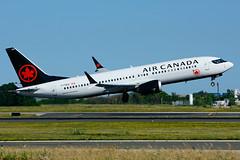 C-FSEQ (Air Canada) (Steelhead 2010) Tags: aircanada boeing b737 b737800 yyz creg cfseq
