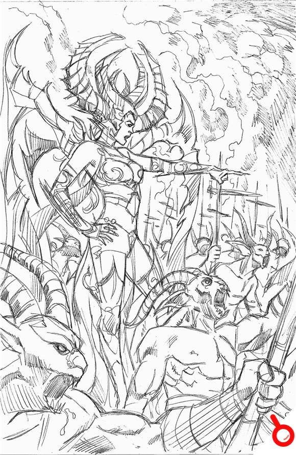 暴雪將與泰坦漫畫合作推出《暗黑破壞神》漫畫