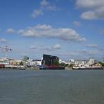 Côté Bacalan, Bassin à flots n°1,Bordeaux, Gironde, Nouvelle-Aquitaine, France. thumbnail