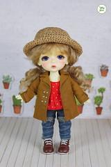 New Collection (Ylang Garden) Tags: latiyellow pukifee coat trenchcoat