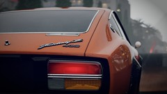 Fairlady in the rain (DMac996) Tags: forza horizon 2 fairlady z 432