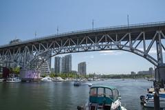 Granville Street Bridge (_K1_1818) ([Rossco]:[www.rgstrachan.com]) Tags: britishcolumbia canada granvilleisland vancouer holiday mun publicmarket vacation vancouver ca