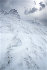 [ ... winter white ] (D-P Photography) Tags: faroe islands färöer landscape landschaft winter storm snow mountains cold dark mood dennispolkläser dpphotography canon feisol leefilters felixinden