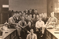 Chemistry Class, Massachusetts Institute of Technology, 1890 (Itinerant Wanderer) Tags: pennsylvania chestercounty longwoodgardens
