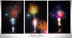 Fireworks / Fuegos Artificiales (Antonio F. Alvarez) Tags: pyrotechnic fireworks fuegos artificiales show espectaculo beach playa pirotecnia night san juan d750 nikon tamron 1530 almería españa spain