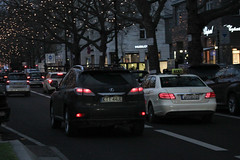 Poland (Tatrzanski) - Lexus RX400h (PrincepsLS) Tags: poland polish license plate ktt tatrzanski germany berlin spotting lexus rx400h