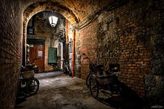Cortile Vazzana - Cefalù (PA) (AndreaCT78) Tags: vanedda cortile dark light ombre scorcio cefalù palermo sicilia