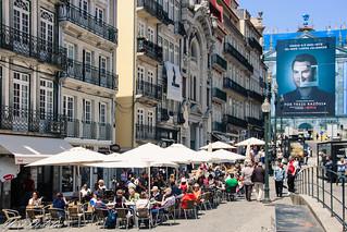 Lunch at São Bento (Porto, Portugal)