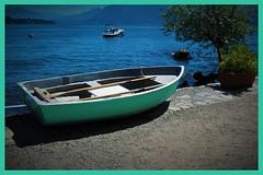 I colori dell'estate (ornella sartore) Tags: lago barca estate colori allaperto particolari