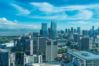 Shenzhen China Resources City Dachong International Center Building