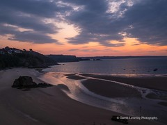 Tenby Sunrise 2018 07 04 # 1 (Gareth Lovering Photography 5,000,061) Tags: tenby sunrise seaside beach harbour wales carmarthenshire garethloveringphotography olympus penf
