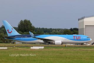 B767-304ER OO-JNL TUI AIRLINES BELGIUM