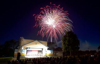 Hometown Concert and Fireworks