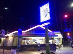 IMG_2220 (lnewman333) Tags: losangeles ca usa socal southerncalifornia 4thofjuly july4th fourthofjuly independenceday highlandpark northeastlosangeles nela night evening tacoslaestrella vivatacoslaestrella mexicanfood neon sign