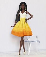 (poikapoi (olgaomi)) Tags: fashion royalty rayna rare jewel nu face