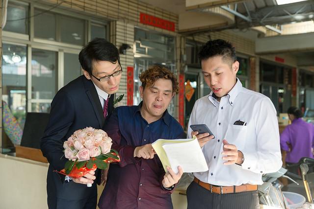台南婚攝 大成庭園餐廳 紅樓 (15)