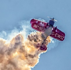 Pitts Special S-2S Biplane (Andy J Newman) Tags: 2018 airshow biplane d7100 goodwin july navyair nikon pitts royal s2s somerset specialeffect yeovilton england unitedkingdom gb