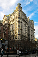 The Ansonia (Can Pac Swire (away for a bit)) Tags: newyork city usa america american unitedstates us building architecture upperwestside manhattan 2018aimg7568 2101 2109 broadway 10023 ansonia hotel former