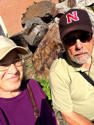 Catherine & Ali at Hastings College