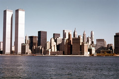 New York City (foundin_a_attic) Tags: new york city newyorkcity nyc hudsonriver worldtradecenter wtc twintowers