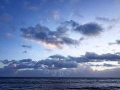 Summer Sunset (Aaron_A.K.A_Aaron) Tags: winter clouds sunset landscape coast coastal wales uk britain stunning beautiful sea sun