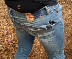 jeansbutt16672 (Tommy Berlin) Tags: men jeans butt ass ars levis