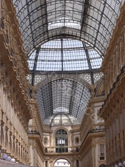 Galleria Vittorio Emanuele II (glynspencer) Tags: milano lombardy italy it
