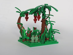 The Other Team (Grantmasters) Tags: predator dutch dillon lego moc