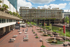 AFS-2017-03456 (Alex Segre) Tags: capital city cities building buildings architecture famous landmark landmarks exterior exteriors outside barbicancentre london uk england britain english british europe european in a alexsegre