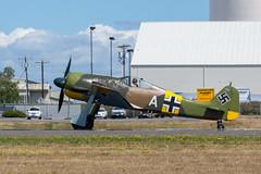 Skyfair 18 (wacamerabuff) Tags: flyingheritagecollection painefield everett aircraft airplane airshow washington