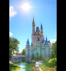 Cinderella's Castle - Disney's Magic Kingdom (J.L. Ramsaur Photography) Tags: jlrphotography nikond7200 nikon d7200 photography photo lakebuenavistafl centralflorida orangecounty florida 2016 engineerswithcameras magickingdom disney'smagickingdom photographyforgod thesouth southernphotography screamofthephotographer ibeauty jlramsaurphotography photograph pic waltdisneyworld disney disneyworld cinderella'scastle mickeymouse waltdisney happiestplaceonearth wheredreamscometrue magical tennesseephotographer imagineering waltdisneyworldresort disneyimagineering blueskydisney cinderella castle hdr worldhdr hdraddicted bracketed photomatix hdrphotomatix hdrvillage hdrworlds hdrimaging hdrrighthererightnow sun sunrays sunlight sunglow orange yellow blue flare sunflare lensflare bluesky deepbluesky beautifulsky whiteclouds clouds sky skyabove allskyandclouds engineeringasart ofandbyengineers engineeringisart engineering architecture