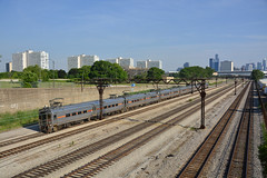 South Shore away from the city. (CN Southwell) Tags: chicago south shore bend rr railroad nictd