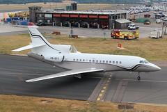 CS-DTT Dassault Falcon 7X (R.K.C. Photography) Tags: csdtt dassault falcon7x 154 vinair portugal aircraft aviation bizjet luton bedfordshire england uk unitedkingdom londonlutonairport ltn eggw canoneos100d