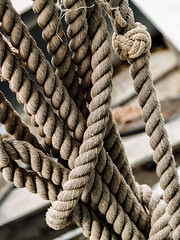 Rope closeup background (www.icon0.com) Tags: background rope cord nautical closeup equipment cable texture old knot marine rough fiber spiral strong textured macro pattern maritime detail strength material loop nobody ship connection string line vintage object