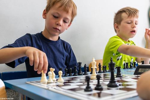 VIII Turniej Szachowy o Mistrzostwo Przedszkola Wesoła Piątka (78 of 78)