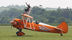 Duxford_May2018_Wingwalkers_03 (andys1616) Tags: aerosuperbatics wingwalkers boeing stearman duxfordairfestival duxford cambridgeshire may 2018