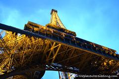 Torre Eiffel (The place where I belong) Tags: torre eiffel art travel travelphotography travelblogger paris france viaggi