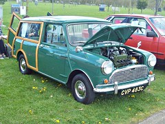 661 Austin Mini Traveller (1965) (robertknight16) Tags: mini british 1960s bmc austin traveller issigonis alrewas cvp483c
