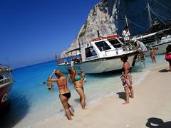 IMG_1217 (SyrianSindibad) Tags: greece zakynthos navagiobeach shipwreckbeach smugglerscove