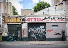 Carrosserie Attia, peinture toutes marques (Pixdar) Tags: clichy carrosserie ghostsign sign